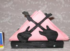 Servetthållare / brevställ Gitarrer - Servetthållare / brevställ Gitarrer