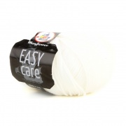 Mayflower Ullgarn Easy Care Vit