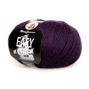 Mayflower Ullgarn Easy Care classic Aubergine - Mayflower Ullgarn Easy Care classic Aubergine