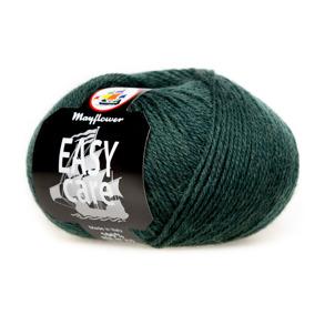 Mayflower Ullgarn Easy Care Mörk grön - Mayflower Ullgarn Easy Care Mörk grön 100 % ren ny ull 50 gr 185 m Stickor 3 - 3,5   10 cm är 28 maskor Tvätt 40 grader