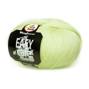 Mayflower Ullgarn Easy Care classic Pastell grön - Mayflower Ullgarn Easy Care classic Pastell grön