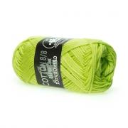 Mayflower Cotton 8/8 Big Lime grön