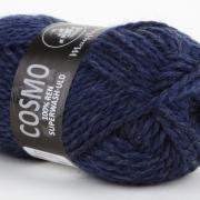 Mayflower Cosmo superwash Marin blå