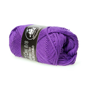 Mayflower Cotton 8/8 Big Lila - Mayflower Cotton 8/8 Big Lila