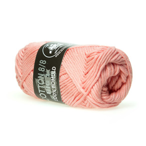 Mayflower Cotton 8/8 Big lax rosa - Mayflower Cotton 8/8 Big lax rosa