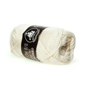 Mayflower Cotton 8/8 Big Naturvit - Mayflower Cotton 8/8 Big Naturvit