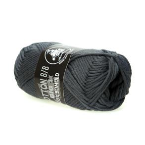 Mayflower Cotton 8/8 Big Mörk grå - Mayflower Cotton 8/8 Big Mörk grå