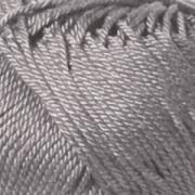 Järbogarn merceriserad bomull 8/4 Ljusgrå