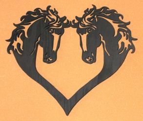 Hästhjärta - Hästhjärta
