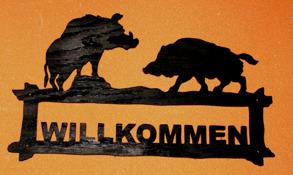wilkommen Boar - wilkommen Boar