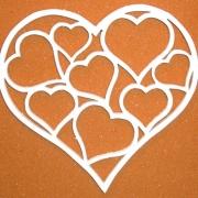 Alla hjärtans hjärta Småhjärtan