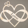 Evighetshjärta Love - Evighetshjärta Love