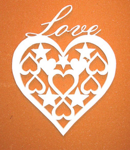 Hjärtan Klicka på bilden för varianter - Alla hjärtans hjärta Love