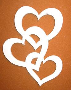 Alla hjärtans hjärta Trippel - Alla hjärtans hjärta Trippel