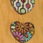 Knappar Hjärtan