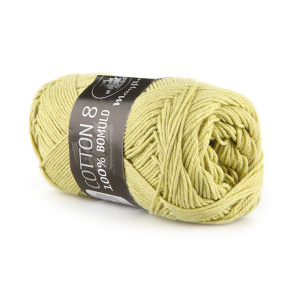Mayflower cotton 8/4 - Mayflower cotton 8/4 senapsgul
