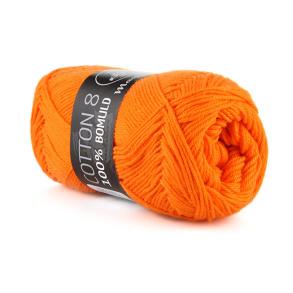 Mayflower cotton 8/4 - Mayflower cotton 8/4 Orange
