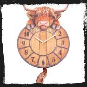 Highland ticking