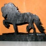 Brev / servett ställ Häst Klicka på bilden för varianter - Häst 3