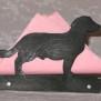 Brev / servett ställ Hund Klicka på bilden för varianter - Drever