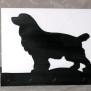 Brev / servett ställ Hund Klicka på bilden för varianter - Cocker spaniel