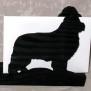 Brev / servett ställ Hund Klicka på bilden för varianter - H17