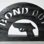Brev / servett ställ Kuriosa klicka på bilden för fler varianter - Bond