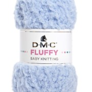 Dmc Fluffy  Baby Knitting