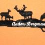 Välkommen Vilt Klicka på bilden för varianter - Jakt gevär Namn