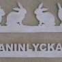 Välkommen Lantliv Klicka på bilden för varianter - Kaninlyckan