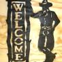 Välkommen Western Klicka på bilden för fler alternativ - Welcome Cowboy