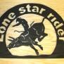 Välkommen Western Klicka på bilden för fler alternativ - Lone star rider Tjur
