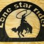 Välkommen Western Klicka på bilden för fler alternativ - Lone star rider Häst