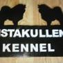 Välkommen Hund o katt För fler alternativ Klicka på bilden - Kennelskylt Kees m plexi text