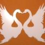 Hjärtan Klicka på bilden för varianter - Svanhjärta
