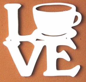 Love Klicka på bilden för olika varianter - Love Coffe
