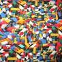 Ekologisk Bomullstrikå Välj varianter - Lego REA