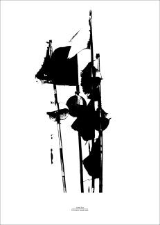 Posters Sjöbris 30x40 50x70 - Posters 30x40 cm, välj på 8 olika motiv