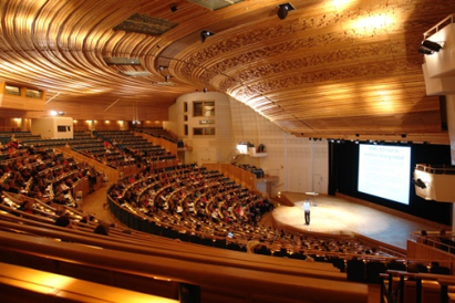 The Auditorium, Aula Magna, Stockholm University