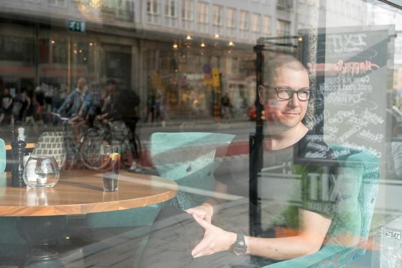 Johan Poulsen, Svenska Medium TV3, Viafree & Viaplay