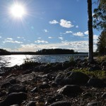Solanderleden kusten Luleå