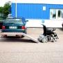 Handikapp - Konsol anpassad