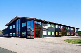 Hyr kontor kontorshotell koja flygstaden Halmstad