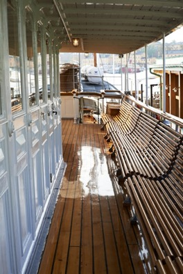 26th of May Welcome cermony at the Yacht Club 18.00. Buffé on s/s Motala Express 19.00