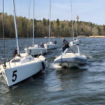 Transport av båtar 2019