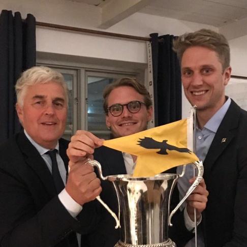 Förra årets vinnare - Havsörnarna