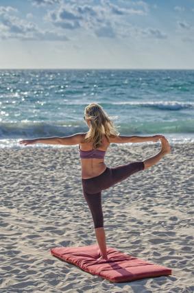 Yoga och Meditation på lunchrasten