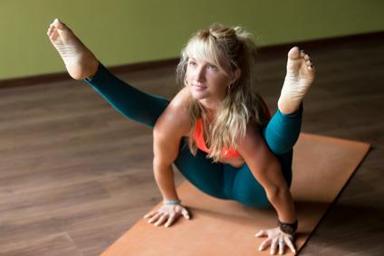Djupgående kurs i yoga och meditation efter jobbet.