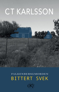 Ny deckarserie Falkenbergsmorden. Bittert svek är den första deckaren i deckarserien Falkenbergsmorden som utspelar sig i halländska Glommen och Falkenberg. Författare C T Karlsson.
