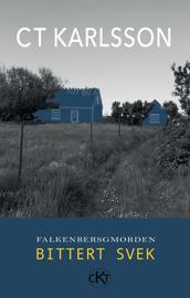 Köp deckaren Bittert svek, den 1:a boken i deckarserien Falkenbergsmorden. Bokrelease 28 maj 2016. Reservera ditt signerade exemplar av deckaren Bittert svek.